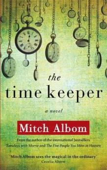 The Time Keeper cover